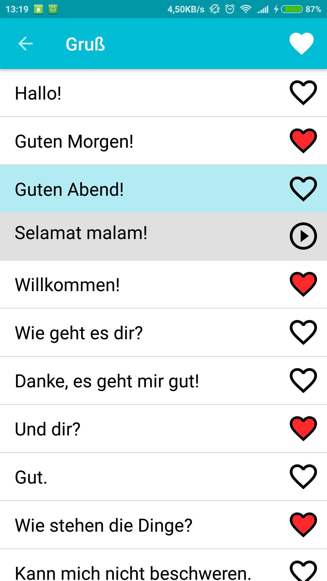 Lernen Indonesisch Für Android Apk Herunterladen