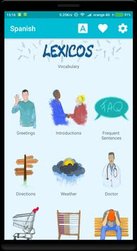 Learn Spanish Free poster