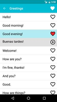 Learn Spanish Free screenshot 1