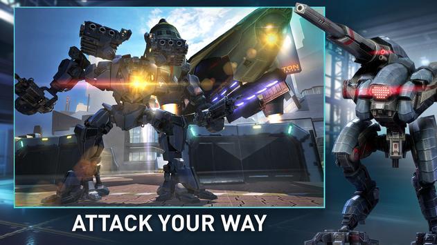 Metalborne screenshot 4