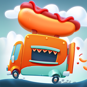 Idle Food Truck Tycoon™ icon