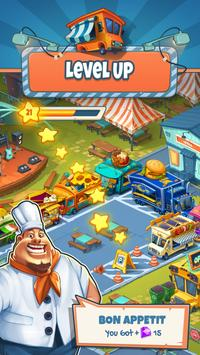 Idle Food Truck Tycoon™ poster