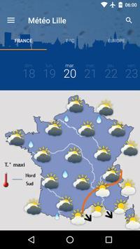 Météo Lille screenshot 2