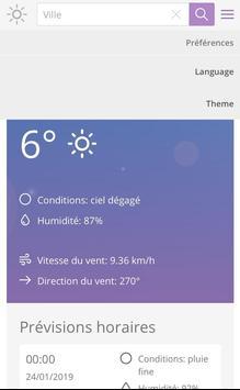 Météo local iMessenger screenshot 5