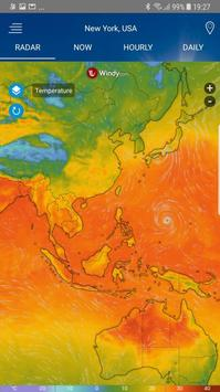 Weather Radar poster