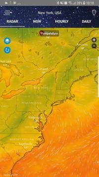 Radar météo capture d'écran 5
