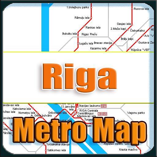 Riga Subway Map.Riga Metro Map Offline For Android Apk Download
