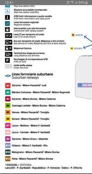 Milan Metro Map (Offline) screenshot 2