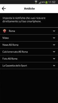 Forzaroma.info screenshot 1