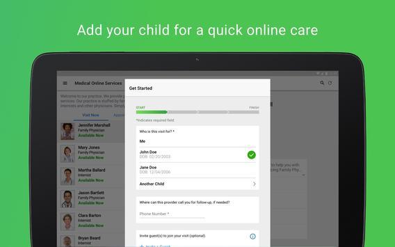 MetroPlus Virtual Visit تصوير الشاشة 7