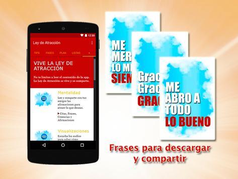Ley de Atracción скриншот 4