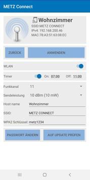 METZ CONNECT Access Point screenshot 1