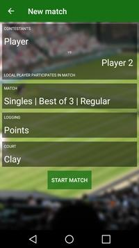 Tennis Statistics screenshot 1