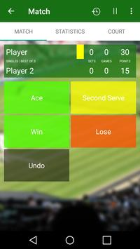 Tennis Statistics screenshot 2