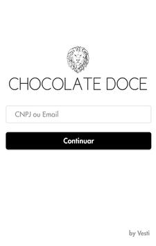 Chocolate Doce poster