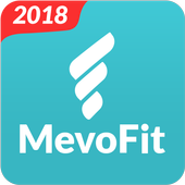 Lose Weight Fast: Healthy Diet & Workouts: MevoFit 圖標