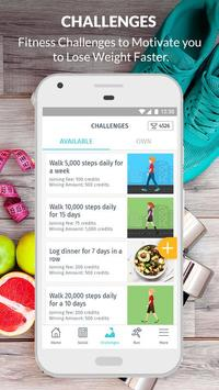 Lose Weight Fast: Healthy Diet & Workouts: MevoFit تصوير الشاشة 6