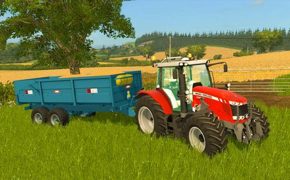 Tractor Driver Field Crop Agri Farm 2019 screenshot 3
