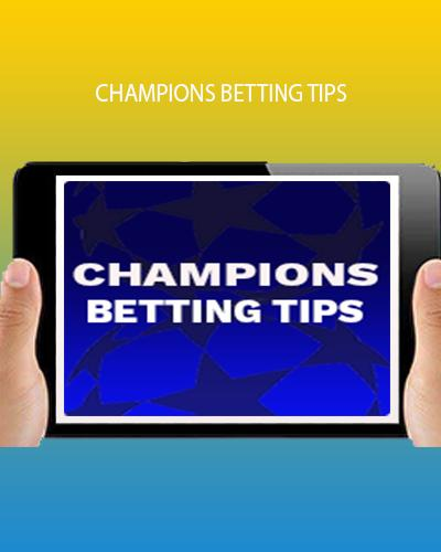 Champions sports betting double bitcoins in 100 hours foundation