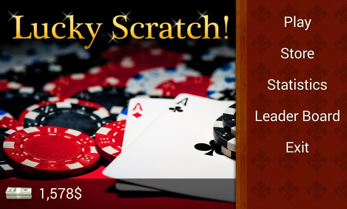 Lucky Scratch! poster