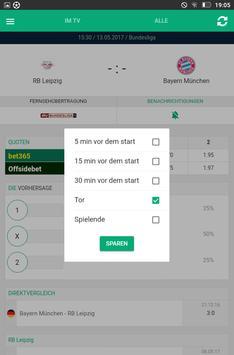 Fußball im TV Screenshot 6