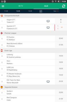 Fußball im TV Screenshot 9