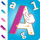 ABC Kids Tracing Alphabet Phonics Games APK