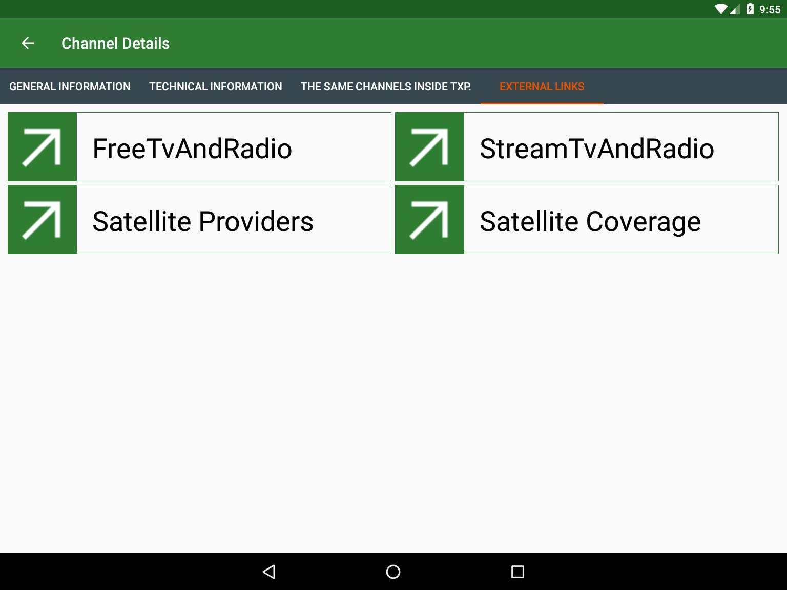 AsiaSat Frequency List for Android - APK Download