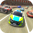 Daytona Race Speed Car Beach Rush Drive APK