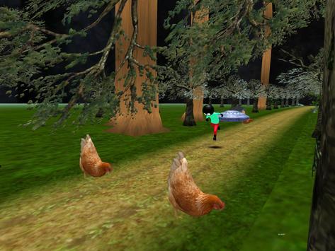 Fat Burn Stickman Jungle Run Endless Game screenshot 6