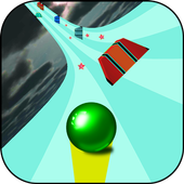 Rolly Sky Ball Vortex Game icon