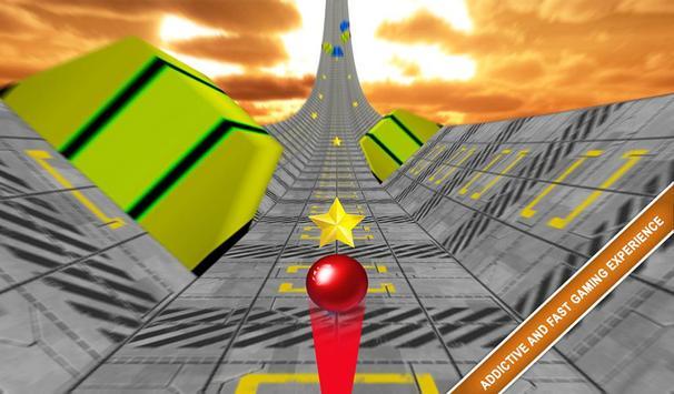 Rolly Sky Ball Vortex Game screenshot 1