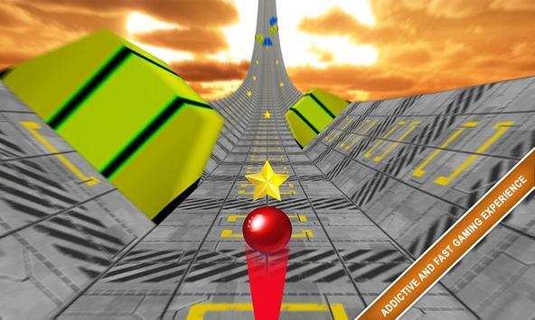 Rolly Sky Ball Vortex Game screenshot 9