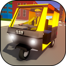 Tuk Tuk Rikshaw Virtual City Simulator Game APK