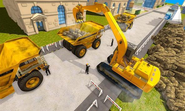 Tunnel Construction Mega City Highway Simulator screenshot 10