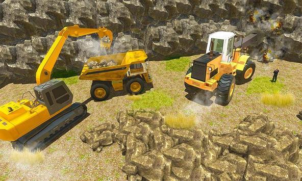 Tunnel Construction Mega City Highway Simulator screenshot 14