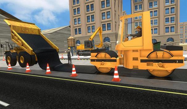 Tunnel Construction Mega City Highway Simulator screenshot 1