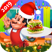 Virtual Chef Cooking Game Restaurant Kitchen Games icon