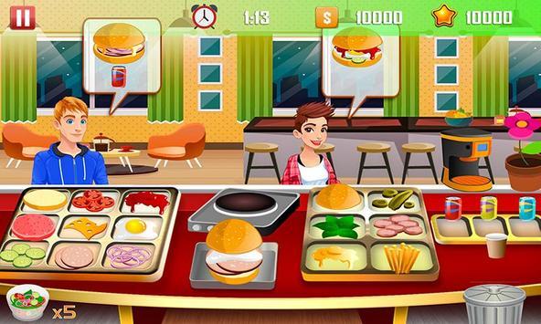 Virtual Chef Cooking Game Restaurant Kitchen Games screenshot 13