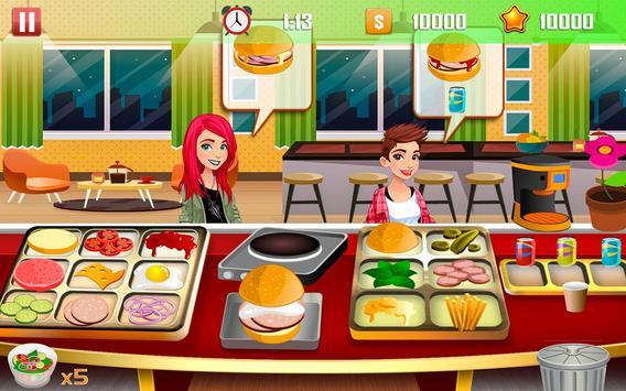 Virtual Chef Cooking Game Restaurant Kitchen Games screenshot 7