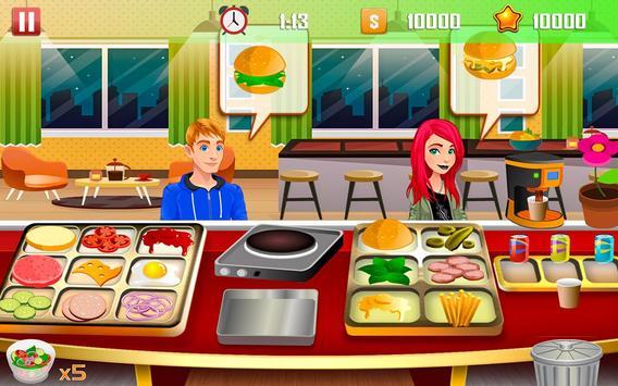 Virtual Chef Cooking Game Restaurant Kitchen Games screenshot 9