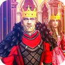 Virtual Billionaire Mom Dad King Queen Simulator APK