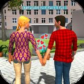 Virtual Girlfriend Crush Love Life Simulator icon