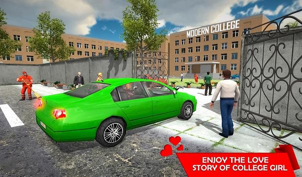 Virtual Girlfriend Crush Love Life Simulator screenshot 2