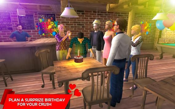 Virtual Girlfriend Crush Love Life Simulator screenshot 4