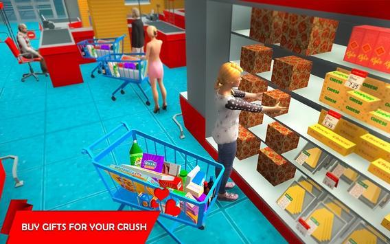 Virtual Girlfriend Crush Love Life Simulator screenshot 5