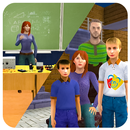 Virtual Mom School Teacher Life Simulator APK