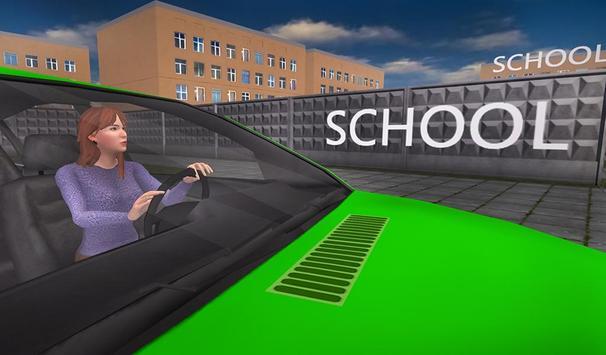 Virtual Mom School Teacher Life Simulator screenshot 3