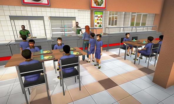 Virtual Mom School Teacher Life Simulator screenshot 9