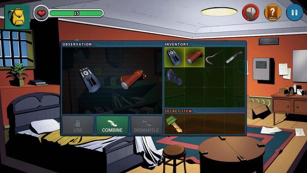 Doors & Rooms: Escape parfaite capture d'écran 2